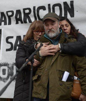 La familia de Santiago pidió Justicia