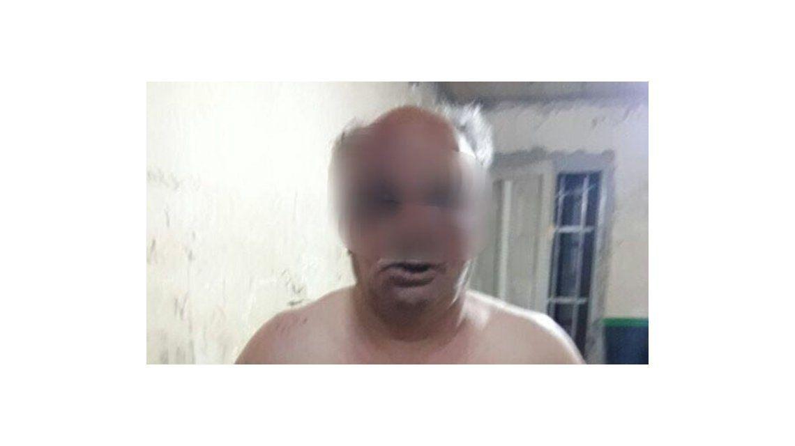Osvaldo Pintos fue detenido por intentar matar a un hombre en una entradera