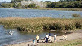 Ocurrió en Laguna de los Padres, Mar del Plata.