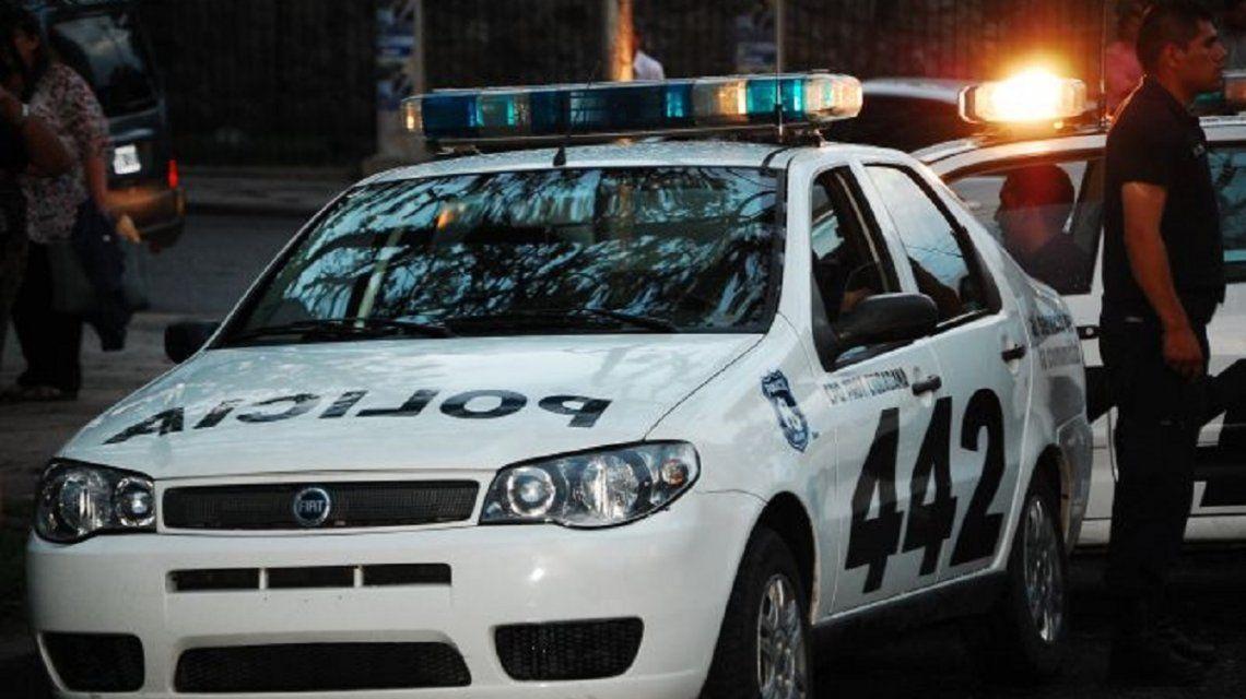 Patrullero de la policía de Jujuy – Crédito: jujuyaldia.com.ar