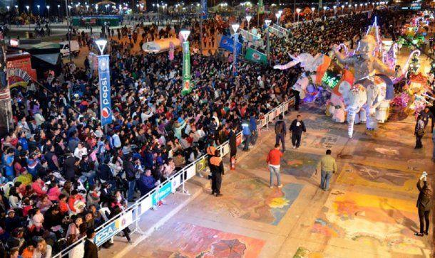 <p>Fiesta Nacional de los Estudiantes – Crédito: seguridad.jujuy.gob.ar</p>