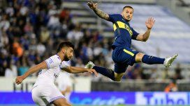 El delantero le hizo dos goles a Vélez en Liniers