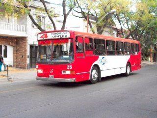 Ocurrió en un colectivo de la línea 4 que hace el recorrido Godoy Cruz-Las Heras en la ciudad de Mendoza
