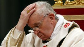 El papa Francisco explicó por qué Méxito sufre tantas catástrofes