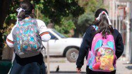 Quieren que las mochilas de los alumnos pesen menos
