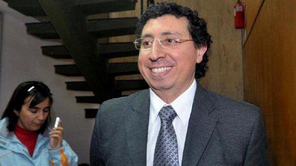 <p>Guillermo Lleral, juez del caso Maldonado</p>