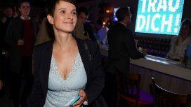 Frauke Petry, la sexy neonazi que pateó el tablero político