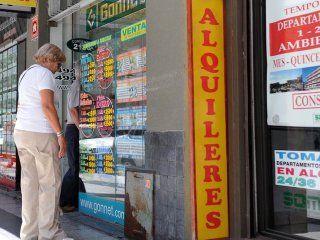 inquilinos ahora reclaman regular el precio de los alquileres que frena cambiemos