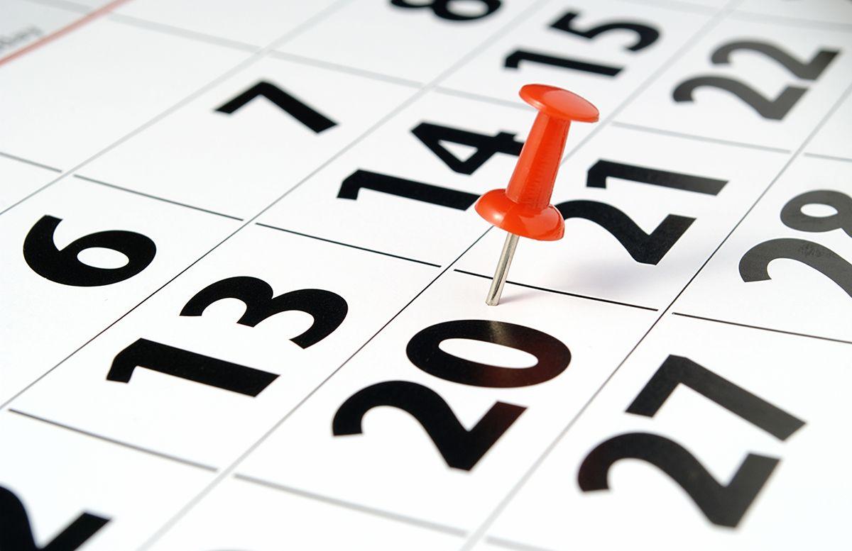 Consultá el calendario de feriados 2018