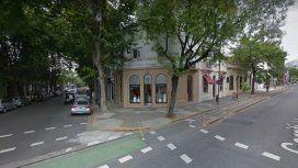 Un ladrón robó $200 mil en ropa de un local de Palermo