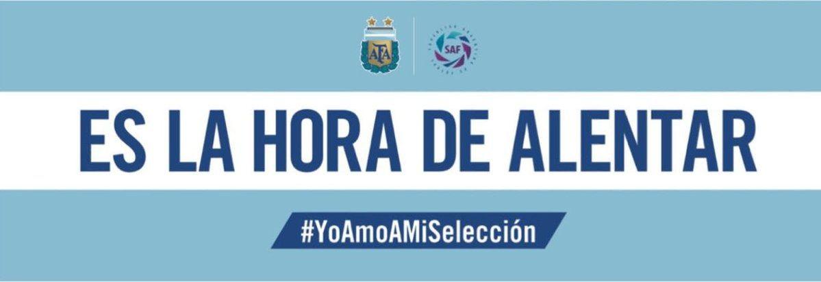 Es hora de alentar: los clubes de la Superliga y su apoyo a la Selección