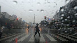 Alerta por tormentas fuertes en Ciudad de Buenos Aires y alrededores