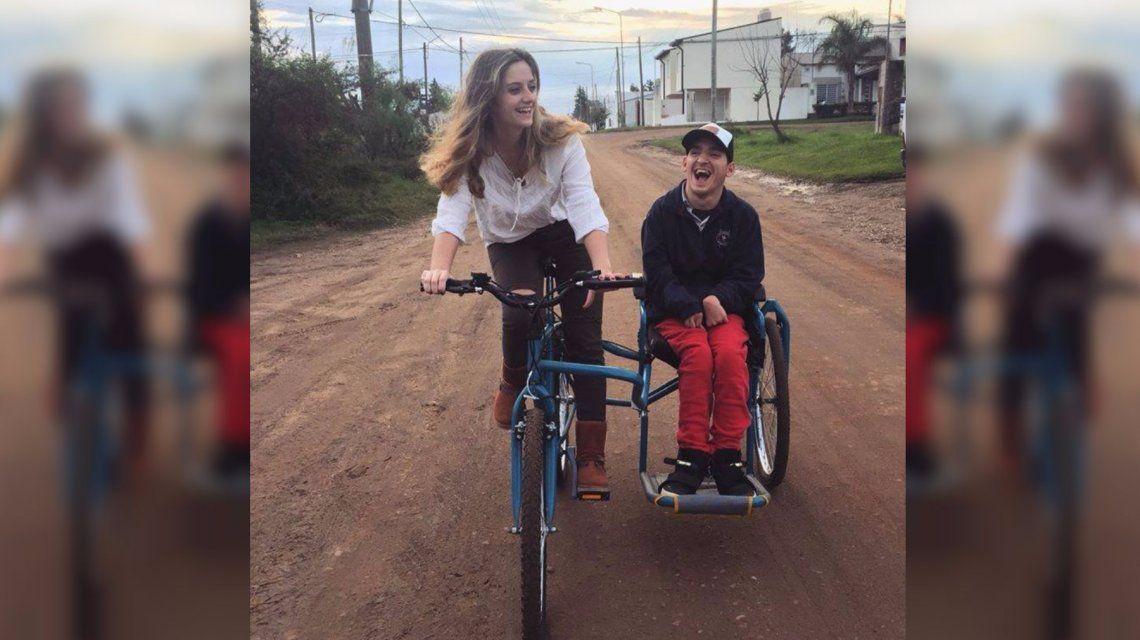 Corrientes: la ingeniosa ayuda para Jorge, que le cambió la vida