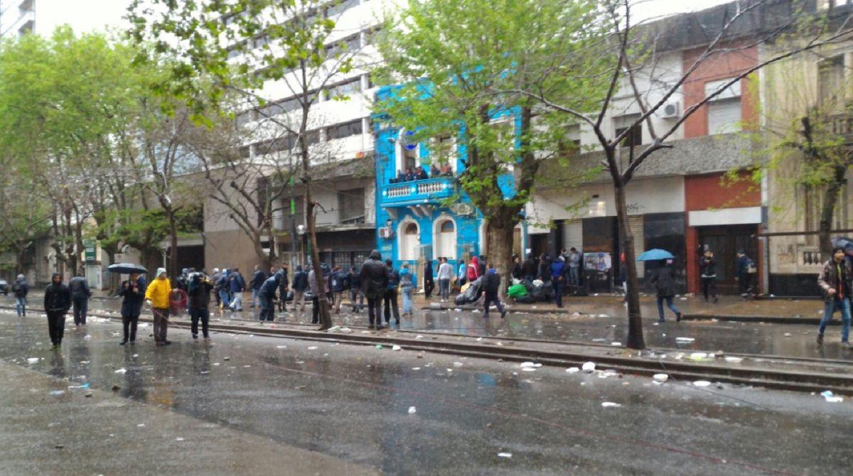 Gendarmería tiene la orden de detener al Pata Medina