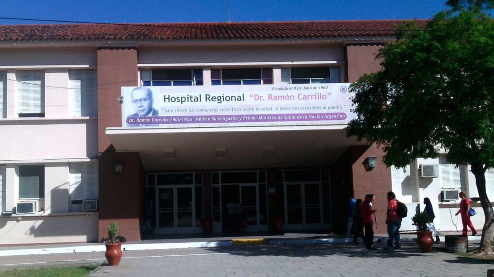 Hospital Regional Ramón Carrillo