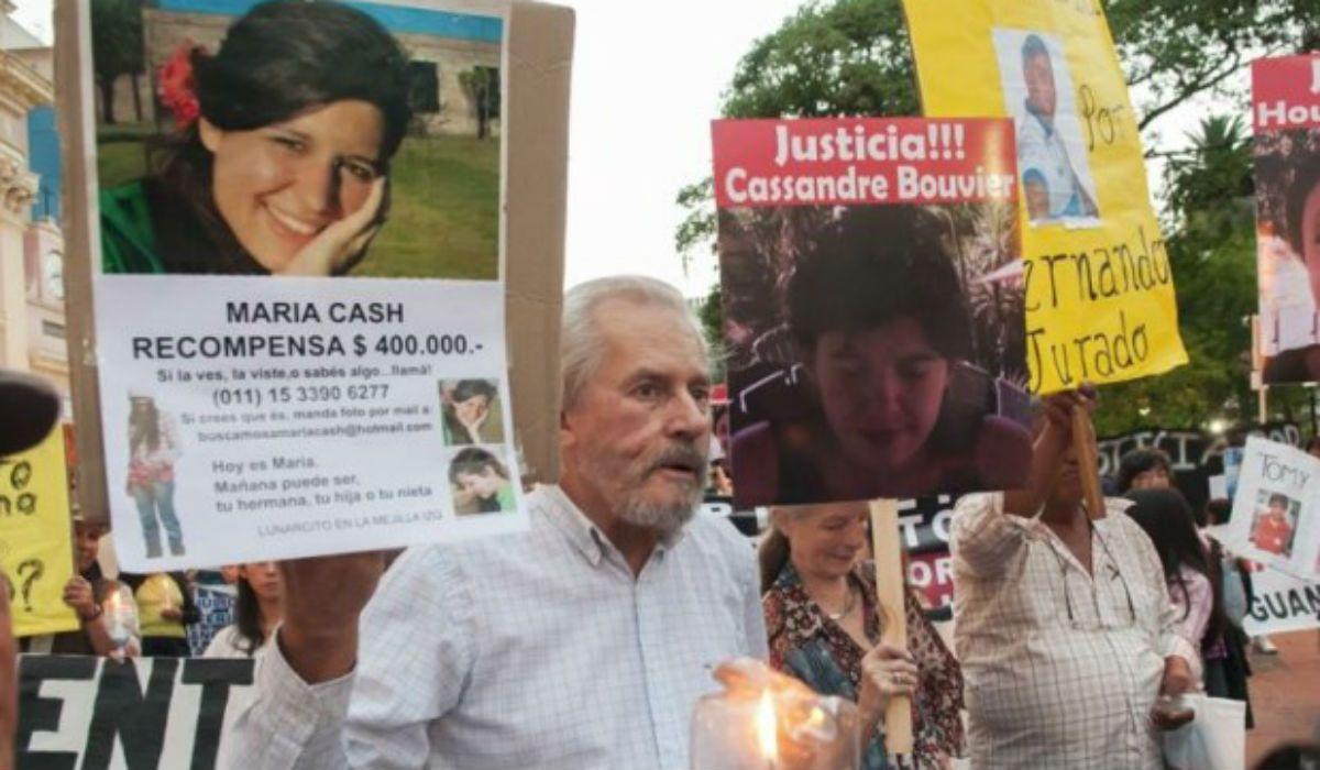 Federico Cash murió en un accidente en la ruta en 2014