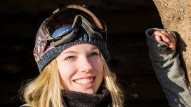 Lisa Zimmermann, campeona mundial en esquí