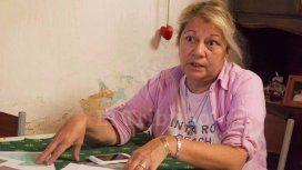 Silvia de Silva, una de las damnificadas
