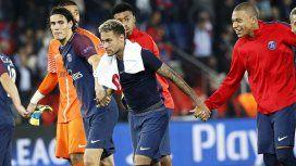 El trío Neymar-Cavani-Mbappe del PSG ya se cobró su primera víctima