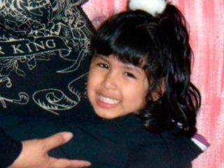 Sofía Herrera tenía 3 años