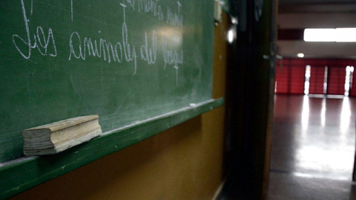 Tras rechazar la nueva oferta de Vidal, los sindicatos docentes anunciaron paro y movilización