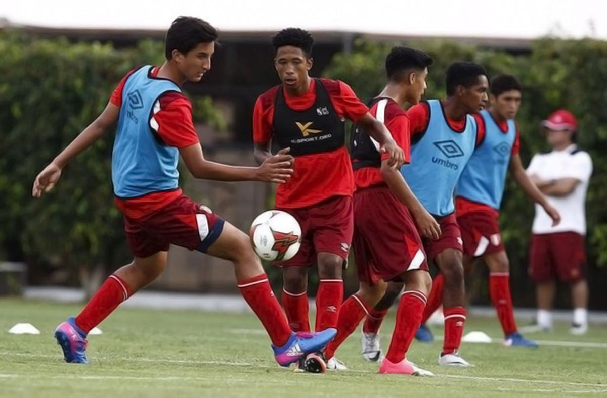 El terrorista del fútbol: Osama Vinladen juega para la selección de Perú