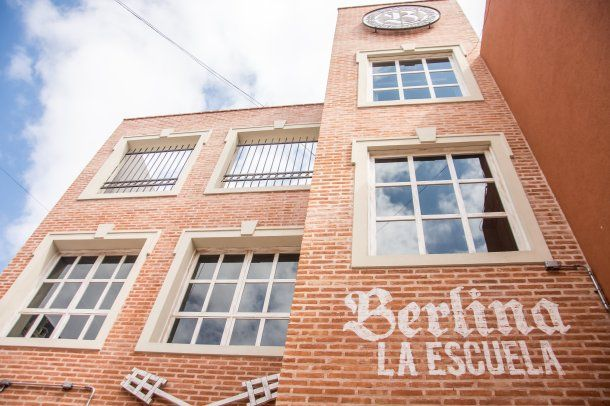 Berlina llega a Quilmes muy pronto