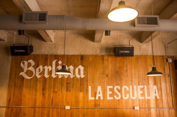 Berlina se instala en Quilmes
