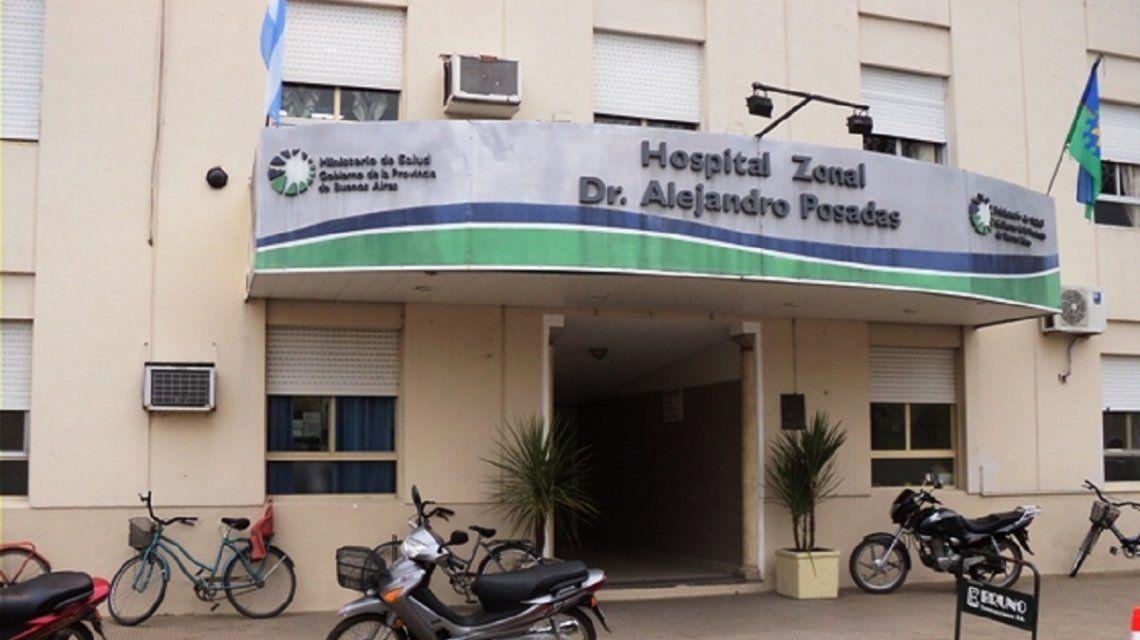 Hospital Saladillo - Crédito:abcsaladillo.com.ar