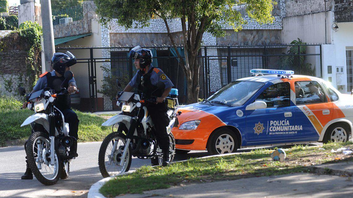 Policía Comunitaria de Santa Fe