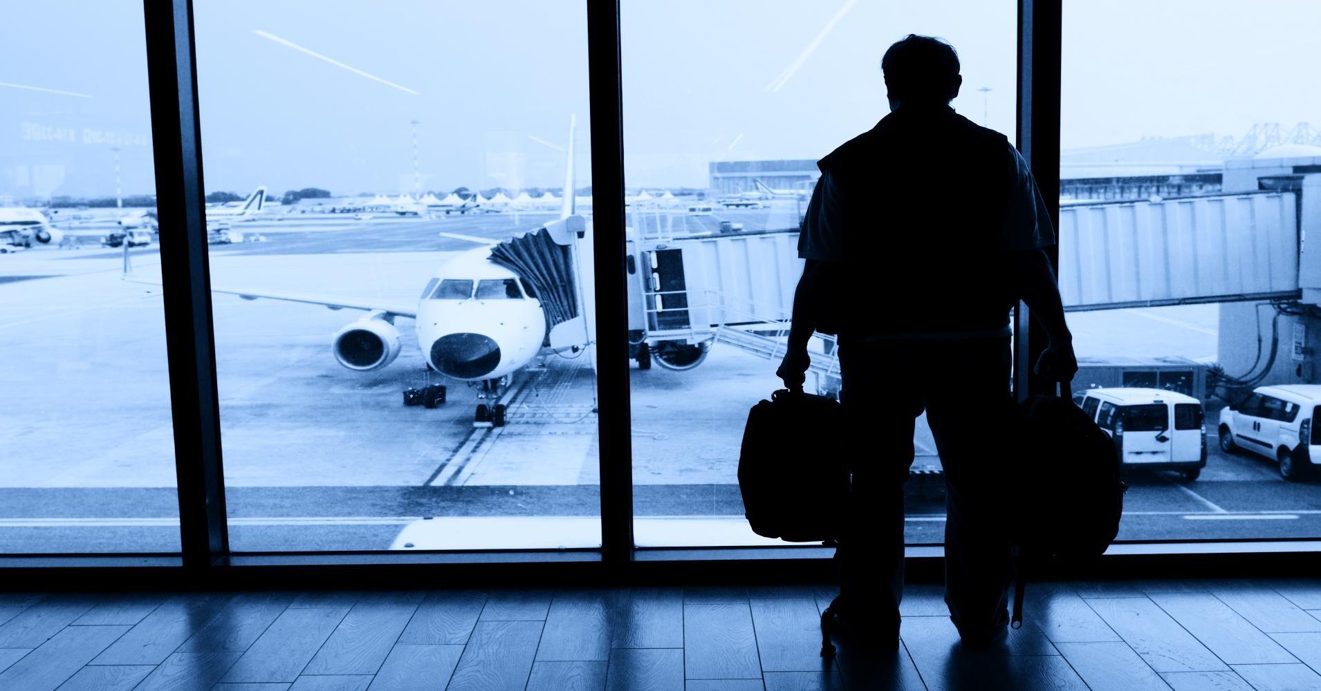 Perder un vuelo está entre lo peor que puede pasarle a un viajero