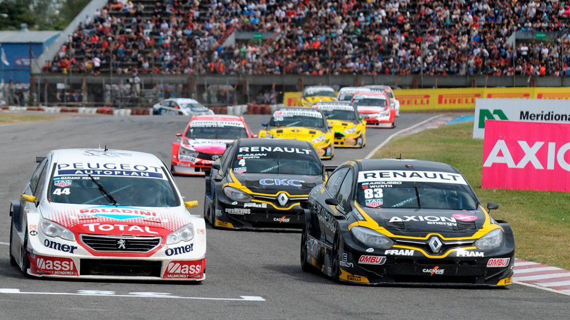 A pura pasión y adrenalina, comienza el Super TC2000 en autódromo Galvez