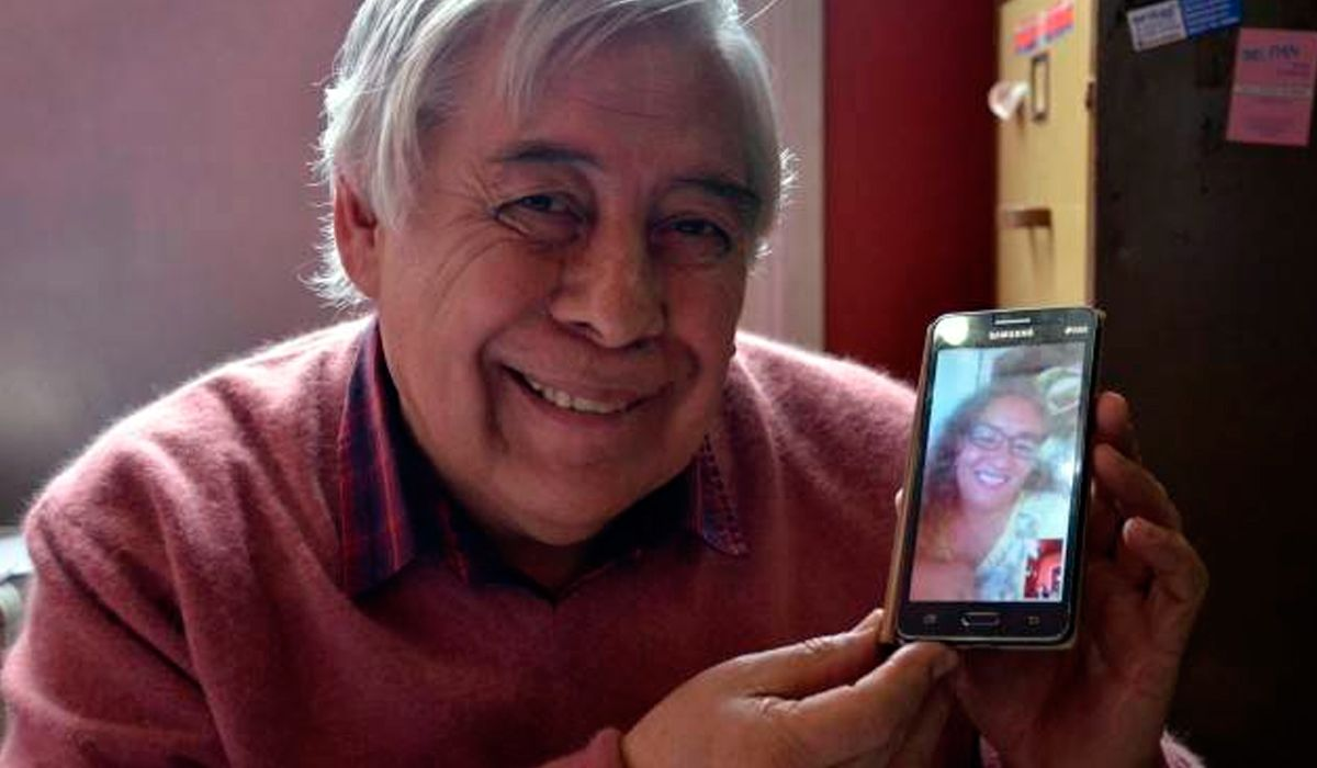 Abel Monstesino se casó a distancia con una colombiana y lo estafaron