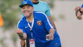 ¿Otro palito de Diego Maradona para la Selección argentina?