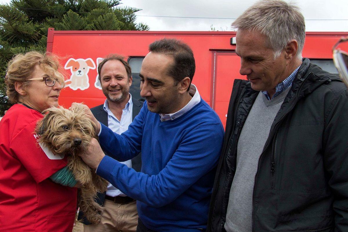 Las mascotas de Morón ya tienen un nuevo centro de Zoonosis