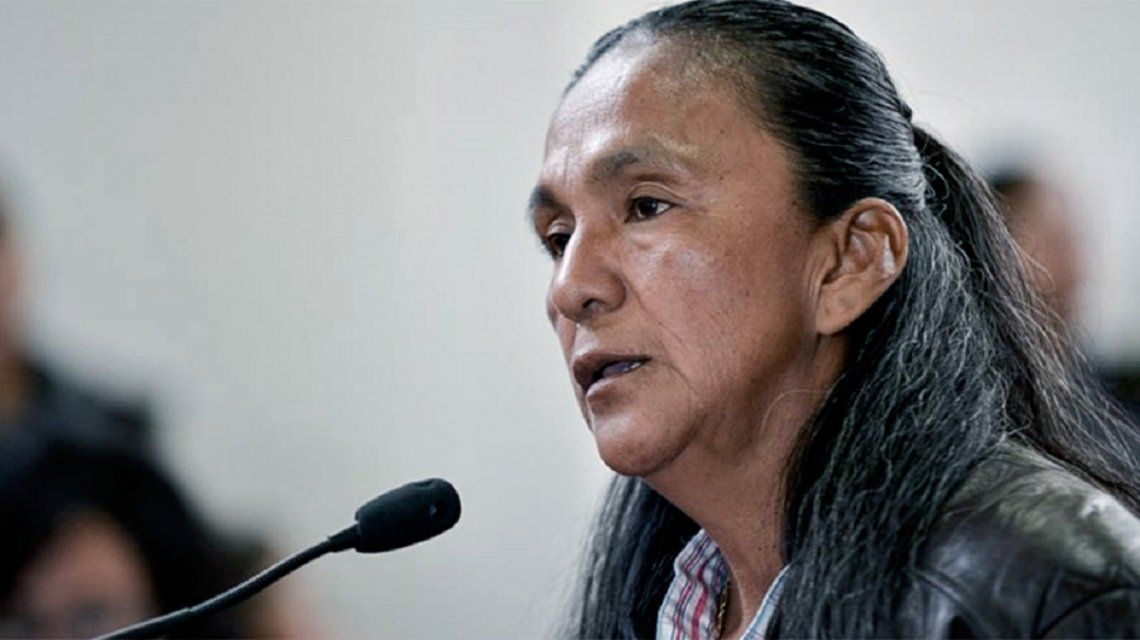 Milagro Sala está detenida en Jujuy