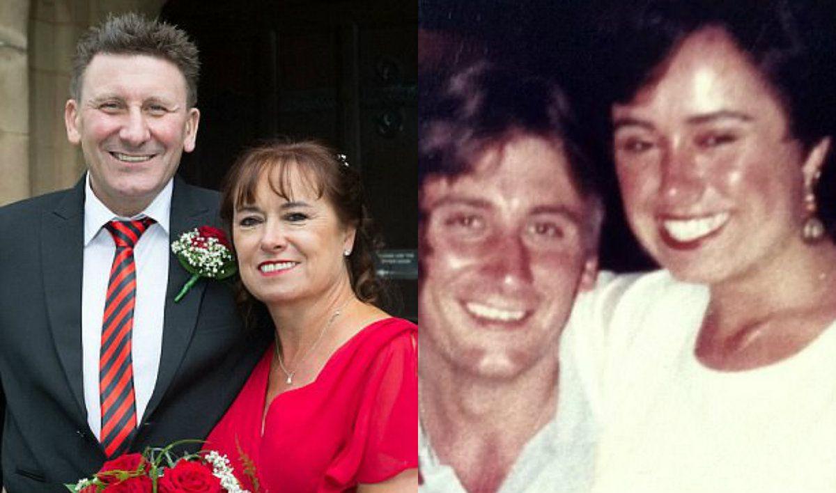 Se casaron 35 años después de conocerse
