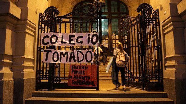 El Colegio Nacional de Buenos Aires, tomado <i>(Foto de archivo)</i><br>