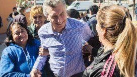 Macri realizó un nuevo timbreo e insistió: No queremos más mafia