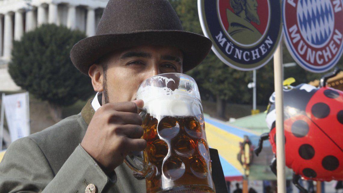 Las municipalidad de Munich acogió al niño por la borrachera de su padre