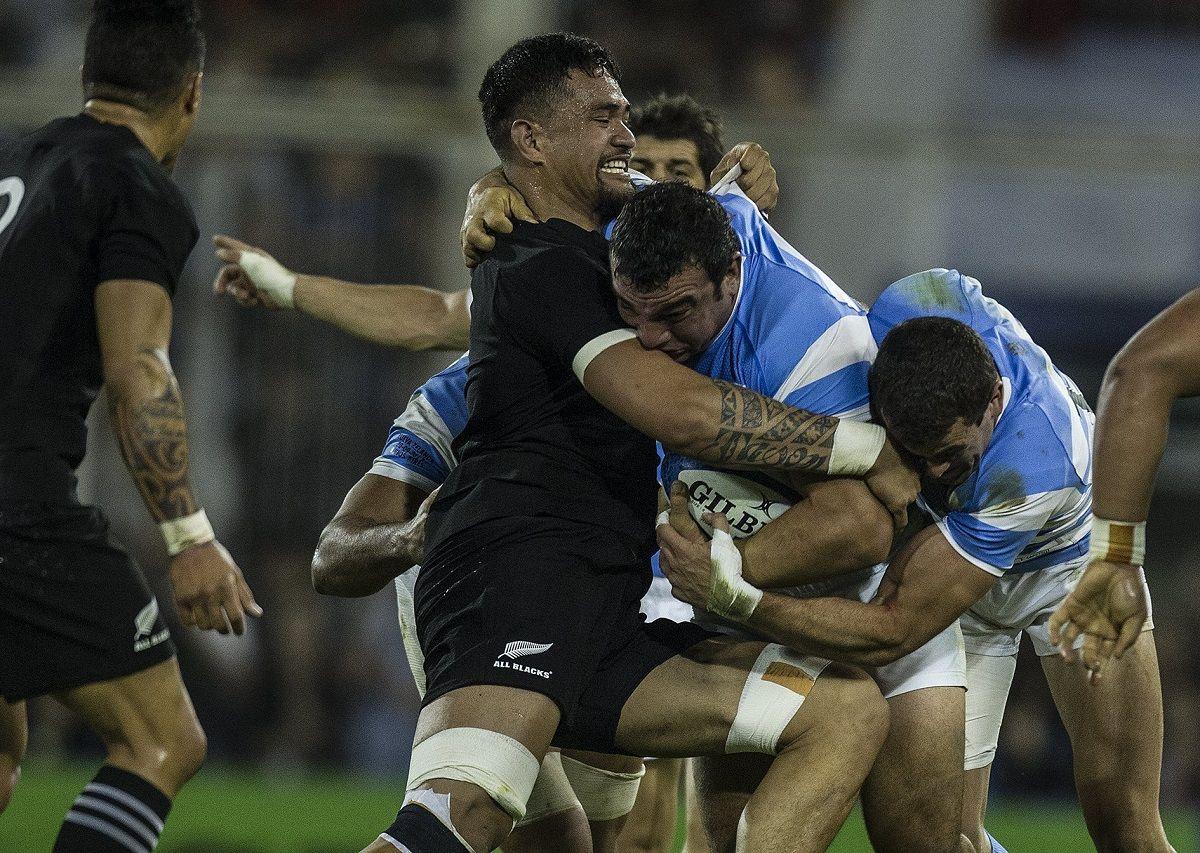 Los Pumas cayeron ante los All Blacks - Crédito: @lospumas