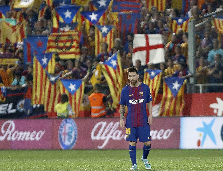 Se vota el referéndum en Cataluña: ¿afectará la permanencia de Messi en el Barcelona?