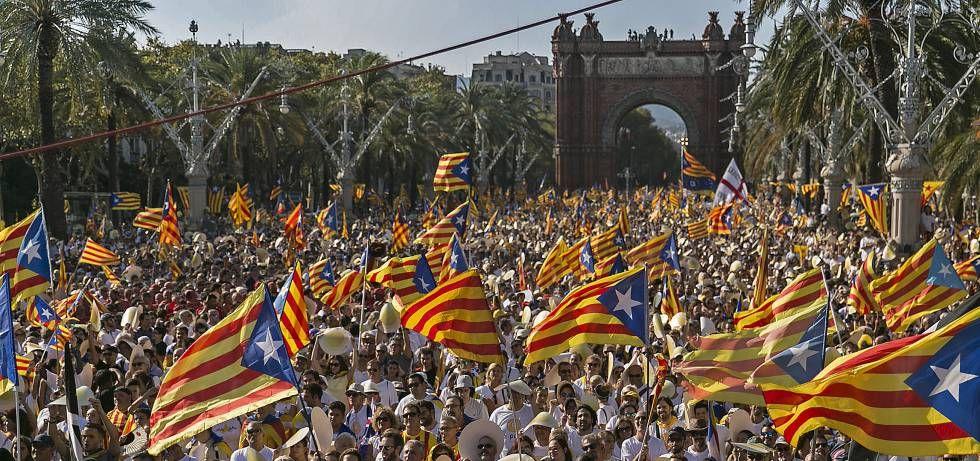 ¿Qué pierde España con la independencia de Cataluña?