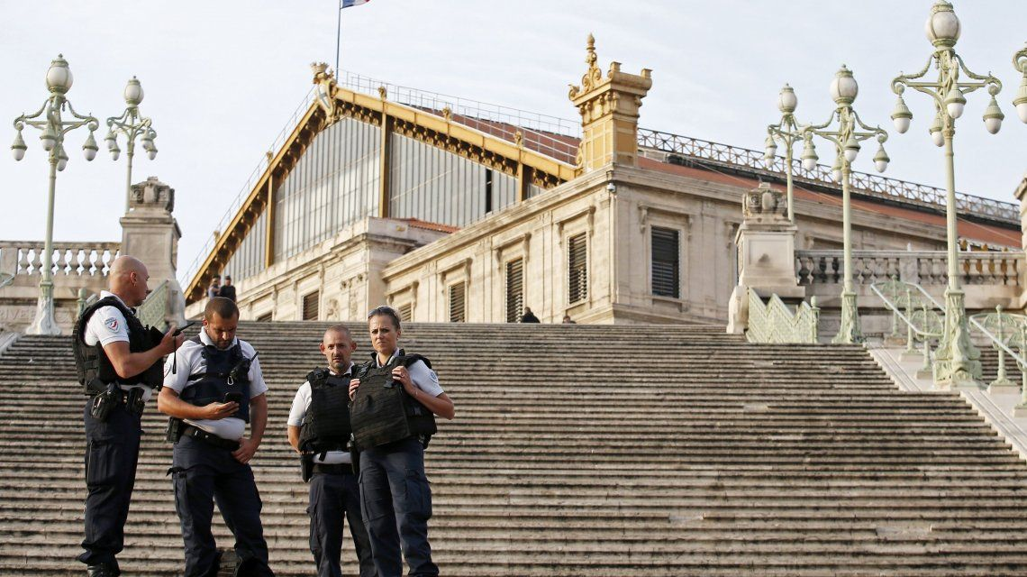 Francia: el Estado Islámico se atribuyó el asesinato de dos mujeres en Marsella