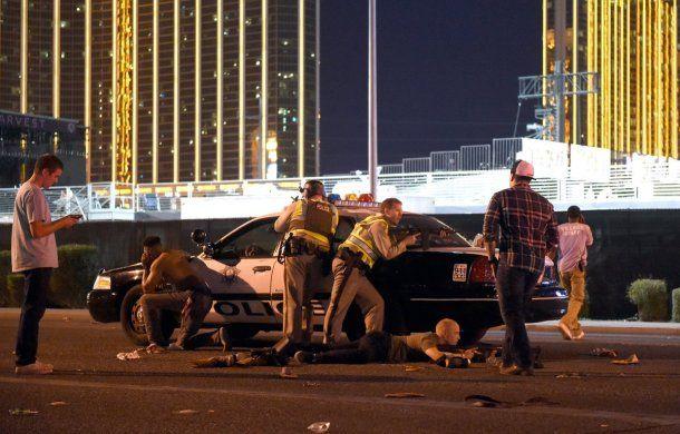 Tiroteo en Las Vegas