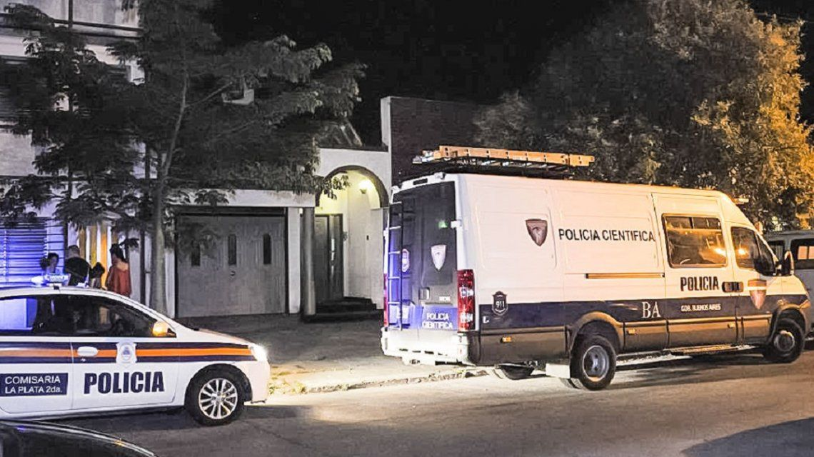 La Plata: se resistió a que le robaran el auto y recibió un balazo en la pierna