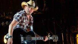 Desconcierto del cantante que actuaba en Las Vegas en el momento del tiroteo