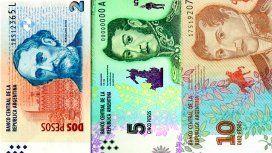 El nuevo billete de $20 tendrá un guanaco