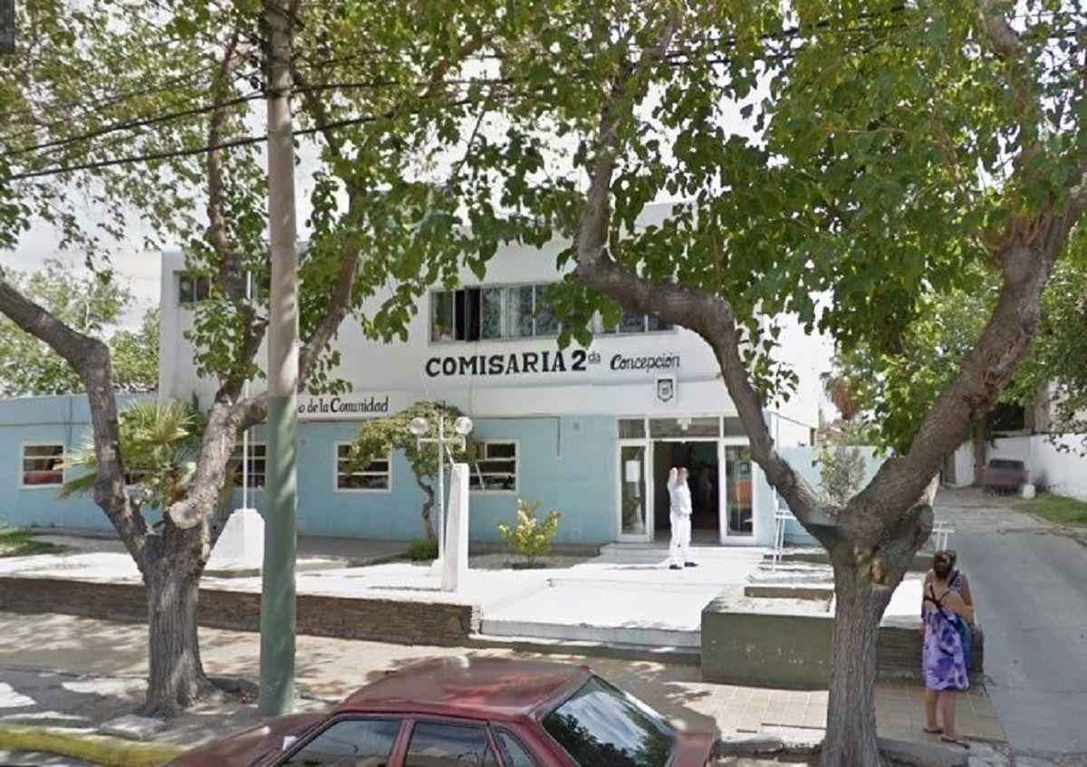 Los padres del bebé se presentaron en la comisaría 2 de Concepción