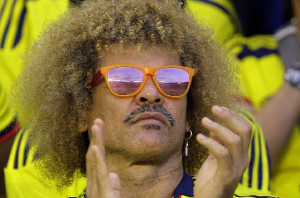 El Pibe es el gran emblema del fútbol colombiano